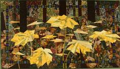 And this is a quilt! By artist Linda Beach, lindabeachartquilts.com who I met at RMNP in 2007. She blew me away!