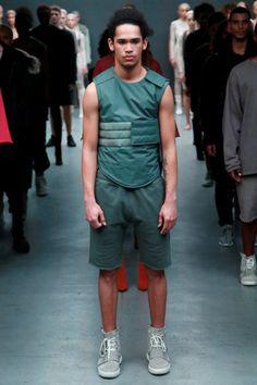 #NYFW Kanye West \u0026 Adidas : \