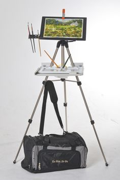 Advanced Series Watercolor Easel #enpleinair #painting #watercolor