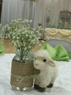 Lambs Baby Shower ideas