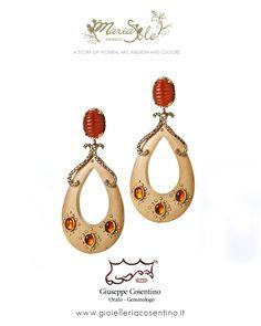 Collezione Mariasole Gioielli.  > Disponibili presso Gioielleria Cosentino, Corso Manfredi 181   tel.0884 512858