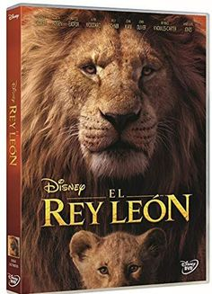 Disney The Lion King (Live Action) 2019 - AND Blu-Ray PREORDER. Simba idolizes his father, King Mufasa, and takes to heart his own royal destiny. Donald Glover, Michelle Pfeiffer, Inuyasha E Kagome, Beyonce, John Ratzenberger, Wallace Shawn, Lion King Dvd, Tony Hale, Young Simba