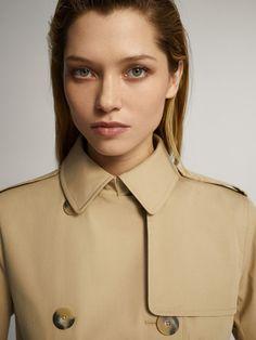 Las 7 mejores imágenes de abrigo beige mujer   Abrigo beige