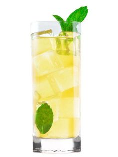 <i>2 oz. Camarena Tequila Silver  ½ oz. lemon juice  ½ oz. simple syrup  2 ginger slices  6 mint leaves  2 oz. ginger beer  Garnish: mint leaves</i>  To make simple syrup, mix equal parts hot water and sugar until sugar is dissolved. Muddle mint, ginger, and simple syrup in a cocktail shaker. Add tequila, lemon juice, and ice. Shake and strain into a tall glass filled with ice. Top with ginger beer and stir. Garnish with mint leaves.  <i>Source: Camarena Tequila</i>