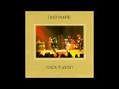 Deep Purple-Made In Japan (Full Album) 1972