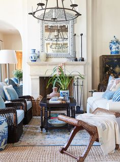 7 Things I Learned from Reese Witherspoon's Decorator, Mark D. Sikes | InStyle.com