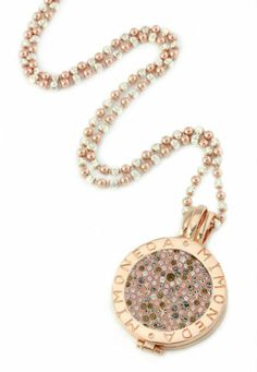 Mi Moneda offers handmade jewelry with symbols of love, hope, and strength. Stylish, luxurious, glamorous - but always personal and with an own special meaning Jewelry Accessories, Fashion Accessories, Jewelry Design, Fashion Jewelry, Jewelery, Fashion News, Fine Jewelry, Handmade Jewelry, Pendant Necklace