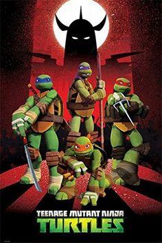 Las tortugas ninja :)