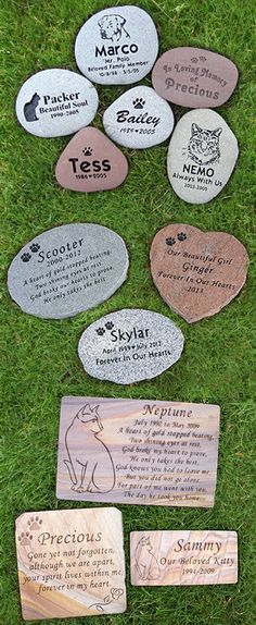 Old World StonesCustom Engraved Pet Memorial Stones. Honor your beloved… training elite, training with stuffed animal, dog training free dog training cl Walking Training, Training Your Dog, Training Collar, Agility Training, Dog Agility, Training Equipment, Training Tips, Training Schedule, Training Videos
