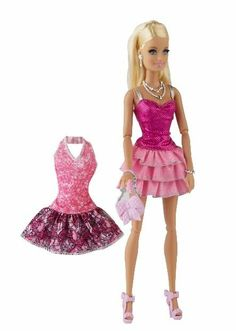 New Barbie Y7437 Life in the Dreamhouse Doll & Fashion Pink Girls Free Delivery  £11.99