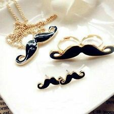 Jewerly for every mustache fan ;*