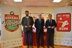 Valladolid se convierte en la capital del voleibol nacional acogiendo a 1.400 jugadores alevines, infantiles y el All Stars masculino http://www.revcyl.com/web/index.php/deportes/item/10221-valladolid-se-convie