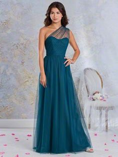 Alfred Angelo Bridal Style 8624L from All Bridesmaid Dresses