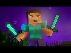 """♫ """"Face The Mob"""" - An Original Minecraft Rap Song Animation (Music Video) - YouTube"""