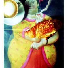 Breakfast with Botero <3