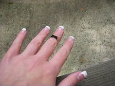 Vintage Black Onyx Bar Sterling Silver Ring by MyYiayiaHadThat, $15.00