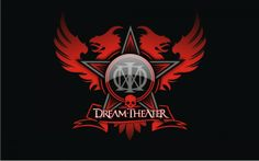 Dream Theater Logo Wallpaper