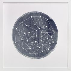 Constellation by annie clark at minted.com