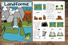 Landform Cards