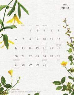 Download Terrain's May Calendar