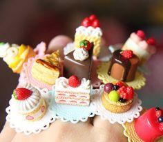 lace cake ring!!!