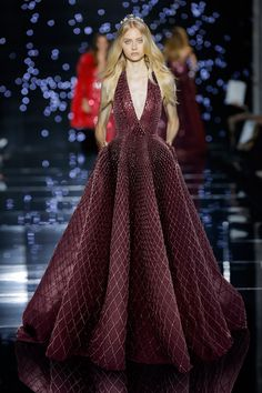 (Zuhair Murad Couture, Fall Winter 2015/2016)