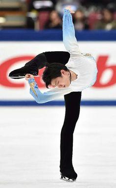 Spin Yuzuru Hanyu