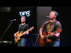 Edwin McCain - I'll Be (Live in the Bing Lounge) Amazing video. Watched him perform this song. Love this guy!!