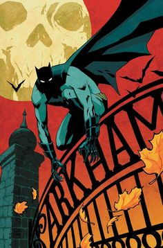 Detective Comics by Cliff Chiang