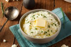 Nutrisystem provides a delicious and healthy recipe for slow cooker Garlic Herb Mashed Faux-tatoes, which substitute potatoes with cauliflower.