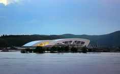 Daxinganling Culture and Sports Center / Had Architects - China