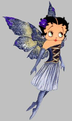 betty boop i'm a images | Lot images BETTY BOOP -- Betty boop animee avec sa licorne -- Betty ...