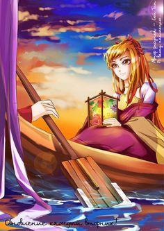 Чтение манги Сказания о демонах и богах 0 - 14 Исключить из Академии? - самые свежие переводы. Read manga online! - ReadManga.me