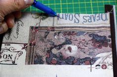 Mini Geldbörse nähen About Me Blog, Wallet, Sewing, Diy, Bags, Fashion, Handmade Bags, Key Chains, Coin Purses