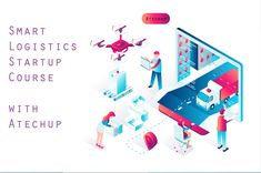 Atechup - Startup and Entrepreneurship Courses, Classes and Workshop Entrepreneurship Courses, Startup Quotes, Start Up Business, Startups, Innovation, Workshop, Technology, Life, Inspiration