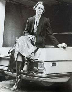 Michelle Phillips.