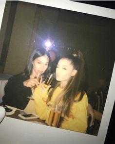 From Ariana's birthday party
