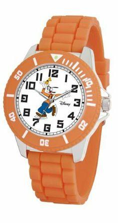"Ewatchfactory Men's 42201_1D3369 Disney Goofy ""Fiesta"" Watch eWatchFactory. $21.50. Features Disney character on the dial. Water-resistant to 99 feet (30 M). Men's Disney ""Fiesta"" watch. Colored rubber strap. Unidirectional rotating bezel"