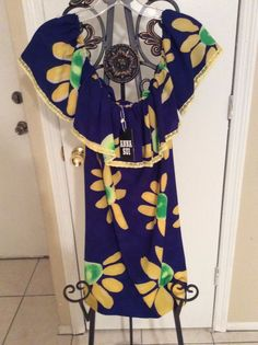 Counterfeit Anna Sui dress--new with fake tag!