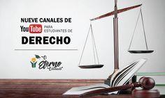 ¿Eres estudiante de la carrera de Derecho? Aquí te presentamos nuestra selección de canales de Youtube para futuros abogados. ¡Objeción! todos hemos escuchado esta famosa frase en las películas, ju…