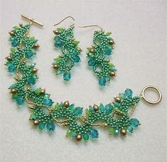 Risultato immagine per Free Beaded Jewelry Patterns