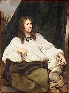 Guy Armand de Gramont, Comte de Guiche, brother of Princess of Monaco, he was known for his arrogance and good looks. He was successively the lover of Philippe, Louis XIV's brother. Princess Henrietta of England, Philippe's wife seduced him and soon made him and his sister the part of her plot, to drive a wedge between Louis XIV and Louise de la Vallière. De Guiche paid court to Louise, his sister became the mistress of Louis. The plot was opened and de Guiche was sent to exile.
