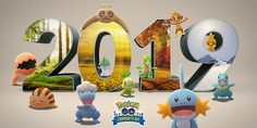 Developer Niantic has confirmed the final 2019 Community Event for Pokemon GO , and it features a return of every monster that was featured. Pokemon Go, Pikachu, Mudkip, Charmander, Star Wars Jedi, Nintendo Switch, Tous Les Pokemon, Equipe Pokemon, Coaches