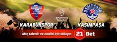 Karabükspor - Kasımpaşa İddaa Tahmin/Analiz #iddaa #maç #tahmin