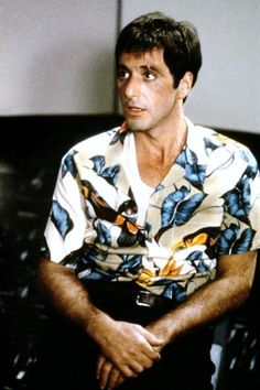 Scarface | Al Pacino | www.stylefeelfree.com