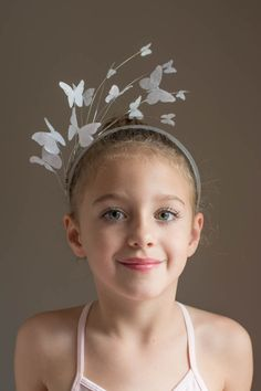 Easy Headband for a Ballerina Costume | this heart of mine