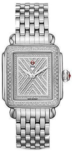Michele Art of Deco Diamond MWW06T000062