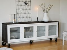 DIY Ikea Hack: Bonde sideboard