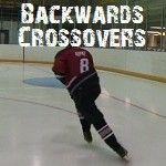 How to Perform Backwards Crossovers - Step by Step Instruction Hockey Workouts, Hockey Drills, Hockey Gear, Hockey Players, Hockey Stuff, Hockey Shop, Ice Hockey, Hockey Training, Sports Training