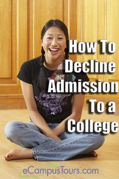 decline admission to college decline admission letter the letter should be brief 10500